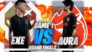 GRAND FINALS EXE vs AURA GAME 1 JUSTML CUP