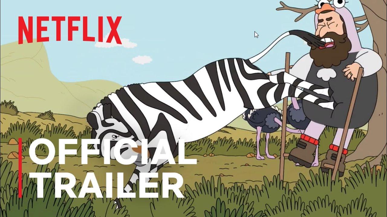 Adventure Beast Season 1 |  Official Trailer |  Netflix – Netflix