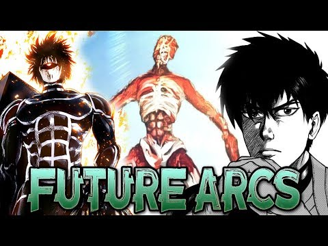 What Are The Future Arc's Of One Punch Man?