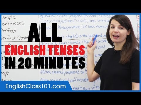 all-english-tenses-in-20-minutes---basic-english-grammar
