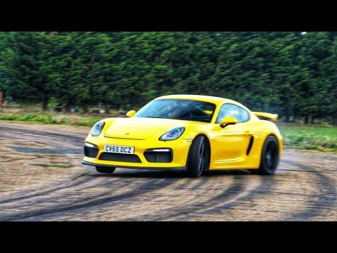 I Bought ANOTHER!! Porsche Cayman GT4