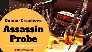 Video CREEPIEST DROIDS EVER? - Assassin Killer Probe Droid Lore - Star Wars Canon & Legends Explained download MP3, 3GP, MP4, WEBM, AVI, FLV Agustus 2017