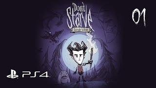 Don't Starve (PS4) - Прохождение pt1