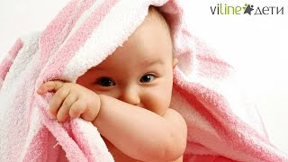 Что делать после купания ребенка? Юлия Ермак