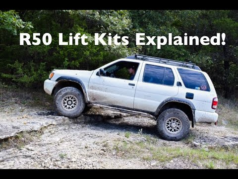 The Best 2002 Pathfinder Lift Kit