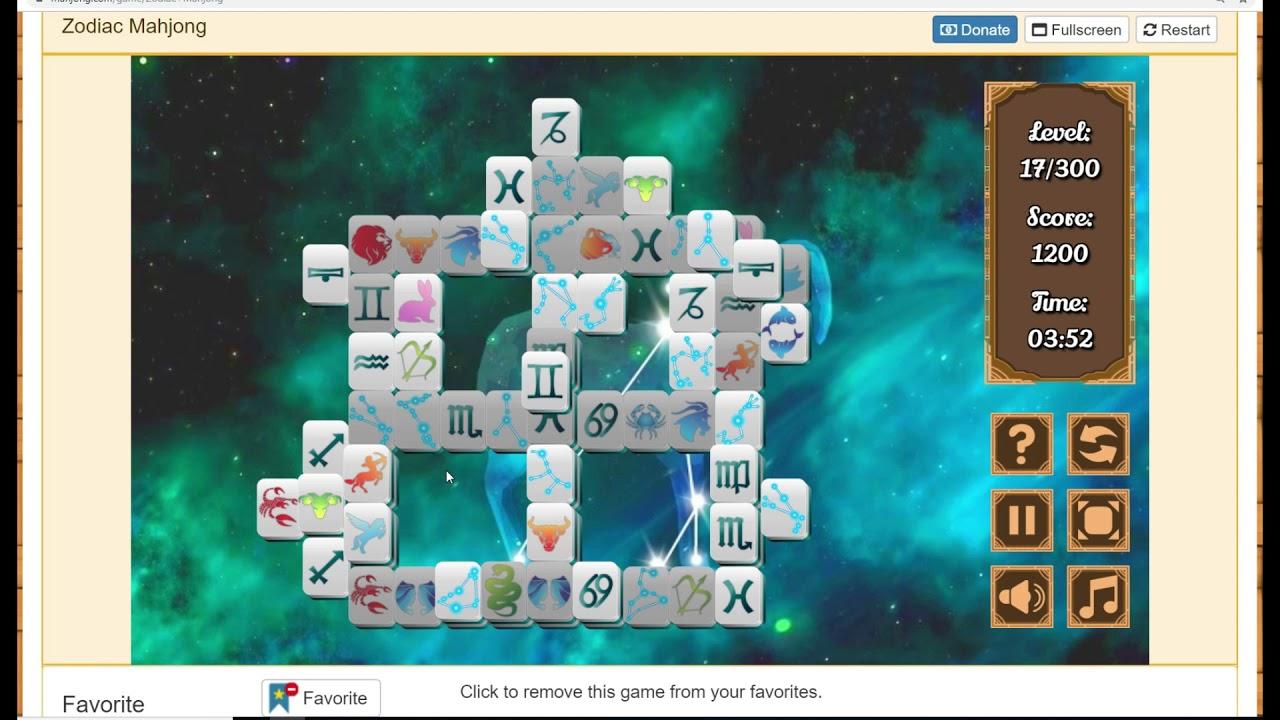 Mahjong Levels