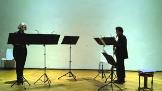 KANON 14, Die Kunst der Fuge, Johann Sebastian Bach