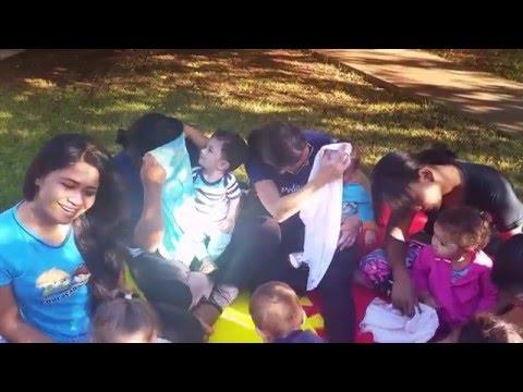 Видео Estagio supervisionado na educação infantil