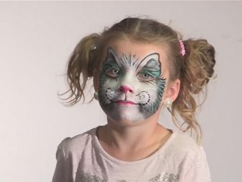 How To Do Cat Face Paint