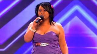 Natasha's audition - The X Factor 2011 (Full Version)