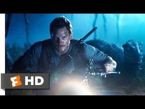 Jurassic World (2015) - Raptor Recon Scene (5/10) | Movieclips streaming vf