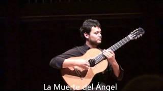 La Muerte del Ángel (Astor Piazzolla), interpreta: Misael Barraza-Díaz