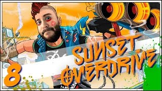 Sanguijuelas y drogas - SUNSET OVERDRIVE - Ep 8