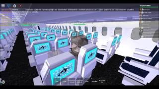 ROBLOX Orcajet Boeing 787-8 Dreamliner flight part 3 End