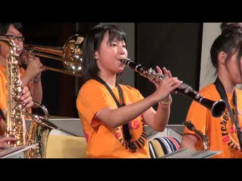 Moonlight Serenade (Glenn Miller) / BFJO2015 team Imaike - Final 10