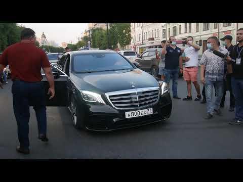 Провокаторы в Хабаровске 27 июля