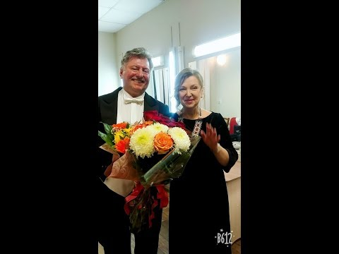 Юбилейный  концерт Анатолия Смирнова Anniversary Concert Of Anatoly Smirnov