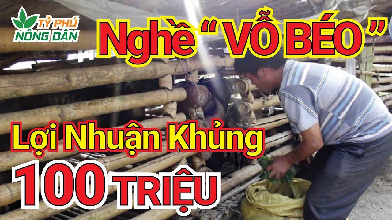 🔥 Kiếm 100 Triệu Đồng Năm Nhờ Cách Nuôi Dê Kỳ Lạ Này | Tỷ Phú Nông Dân