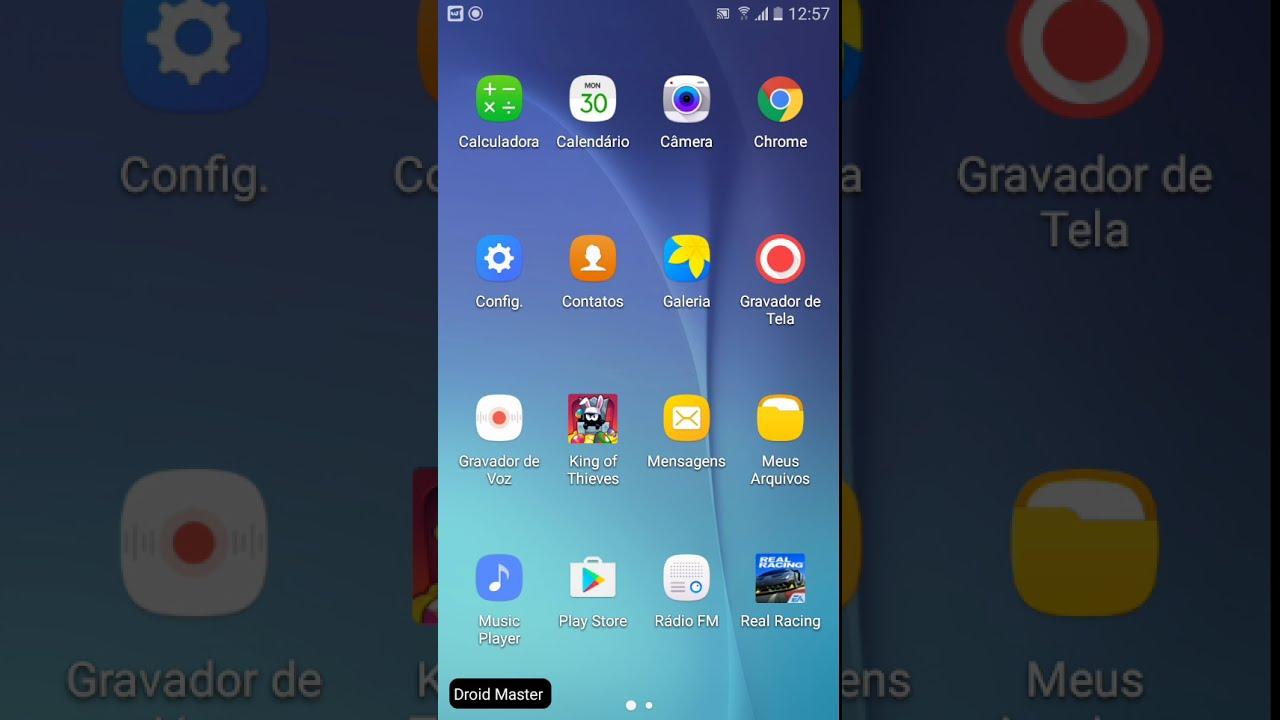 Como baixar e instalar o Music Player padrão da Samsung no Galaxy J5 e J7  Normal/Metal/Prime/Pro