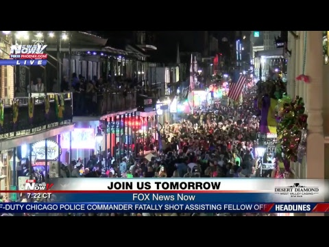 FNN: Senate debates immigration reform, Mardi Gras celebrations in New Orleans