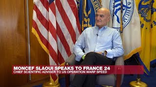 US vaccine tsar Slaoui: 'Pandemic won't be under control unless 80% of humanity is vaccinated'