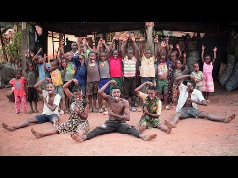 Download Jerusalema Master KG Best Dance Challenge By Hakuna Matata African  Kids 2021 New