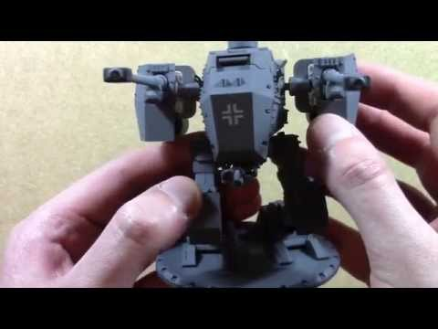 """Axis """"Tropical"""" Jagdluther Unboxing - Operation Babylon - Dust Warfare"""