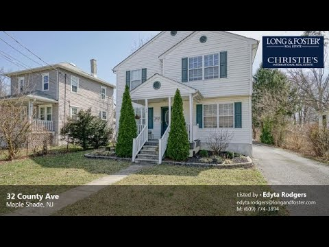 Sale: 5 Beds - 3 Baths - 2500 Sq Ft - Maple Shade - NJ [$274,900] MLS #: NJBL351952