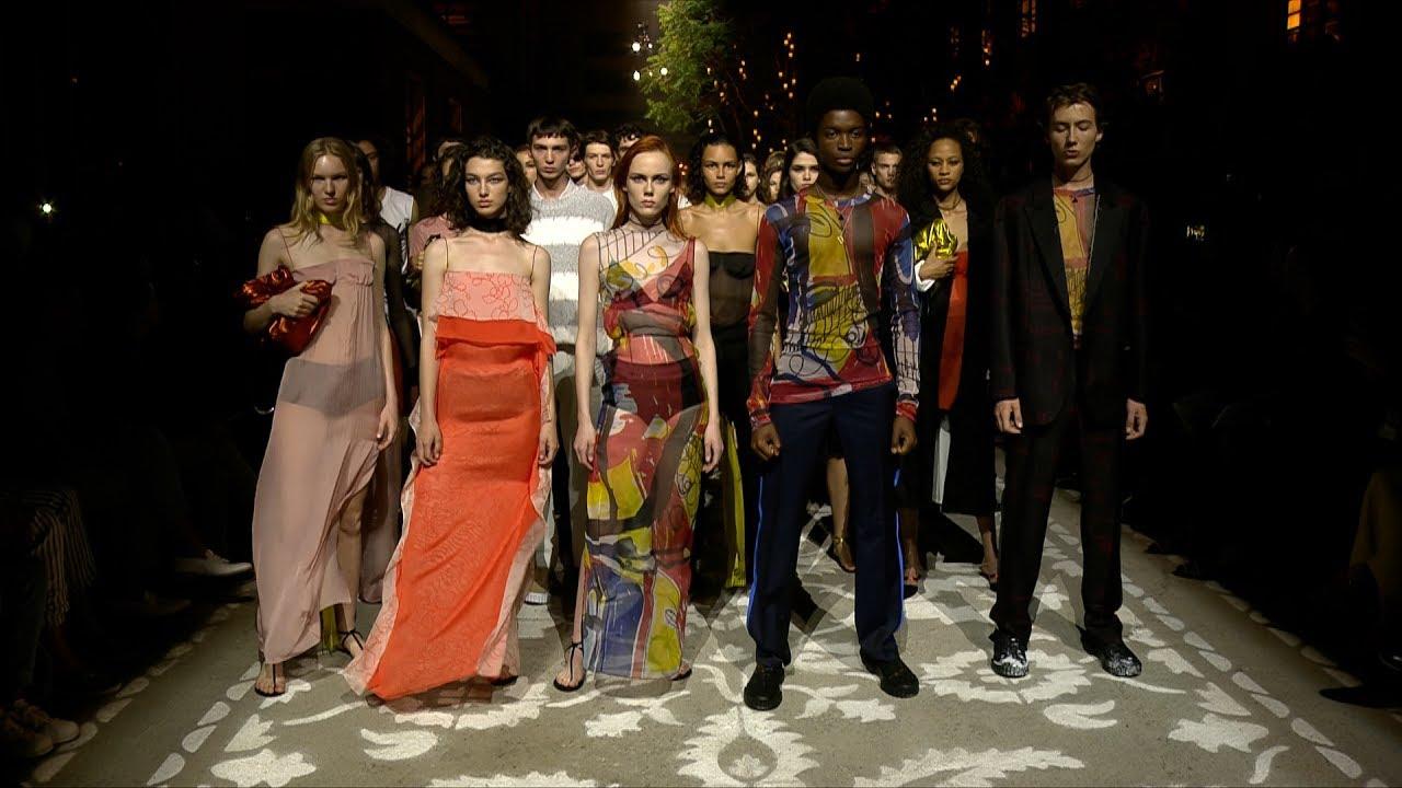 HUGO Fashion Show - Menswear & Womenswear Spring/Summer 2018
