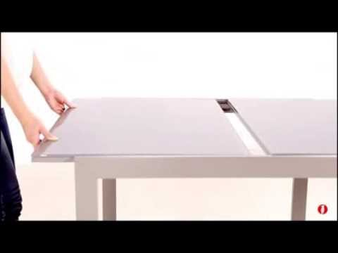 Calligaris key table cs4044 vq youtube for Calligaris key table