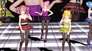 [MMD] Carry Me Off [Luka, Neru 123 download]