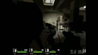 Left 4 Dead 2 PC Games Gameplay - E3 2009: Kitchen Smoker