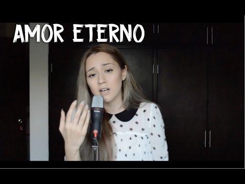 Amor eterno - Juan Gabriel (Carolina Ross cover)