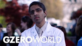 Dr. Vivek Murthy on COVID in the United States | Full Interview | GZERO World