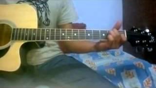 Gulabi aankhen guitar chords lesson Atif Aslam strumming