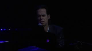 NICK CAVE - The Ship Song live @ Koninklijk Circus, Brussels, Belgium HD