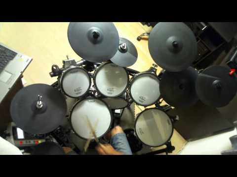 運命 / Mr.Children / 電子ドラムカバー / V-Drums