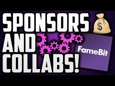 How To Get Sponsored & Collab With Other YouTubers Using Famebit!: In this video I am going to be teaching you how to get sponsored on YouTube as well as find YouTubers to collaborate with using Famebit! I'll also be showing you some secrets to getting sponsorships! Sign up here: https://fbit.co/hx1 ___  → Become a ZIOVIAN: http://bit.ly/subziovo  Don't forget to leave a like on the video if you enjoyed!  → Backup Channel: http://bit.ly/ziovotv → Facebook: http://facebook.com/ziovotv → Twitter: http://twitter.com/ziovo_ → Instagram: http://facebook.com/ziovo → Twitch: http://twitch.tv/ziovo → Snapchat: ziovo ___  Gameplay:  ✔  Music: ♫ The following music is royalty free and I have permission to use it under the Creative Commons license. No copyright intended.  Intro Designer: https://www.youtube.com/channel/UC51qMFVubB0ipDGLoLp1OUw ★ Intro Music: https://www.youtube.com/watch?v=v8KPX-KPsFU ★ Outro Music: https://www.youtube.com/watch?v=DGAIVasQ-n8 ★  Note: The following video was sponsored by Famebit but all opinions are strictly my own. I would only advertise services that will benefit you guys and help you! Famebit has helped me a lot in the past so I decided to return the favor and promote them! :)  Thanks for watching! ❤  - Ziovo ♛