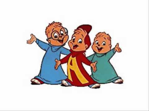 Alvin and the chipmunks Asking All Them Questions