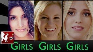 RT Shorts - Girls Girls Girls