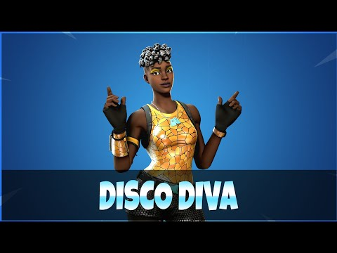 The Most Toxic Disco Diva In Fortnite..... #ChromiaRC