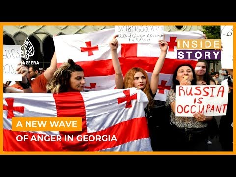 A new wave of anger in Georgia I Inside Story