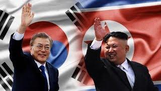 Лидеры Северной и Южной Кореи вершат историю...