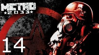 ➜ Metro - 2033 Walkthrough Part 14: Nazi Rangers [Ranger][Hardcore]