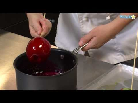 How to Make Perfect Candy Apples
