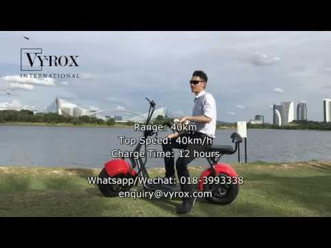 GoGoMission Electric Bike Malaysia