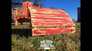 The Best Adirondack Chairs Available! Old Barn Rustic Co.