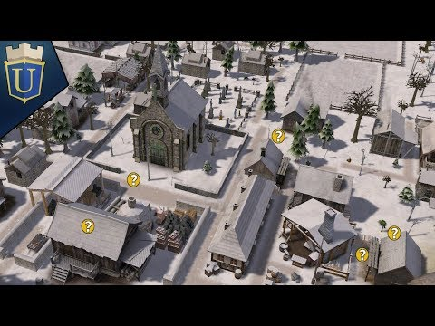 Banished Mega Mod | Major Food Crisis | Silverbrook |  Ep 8