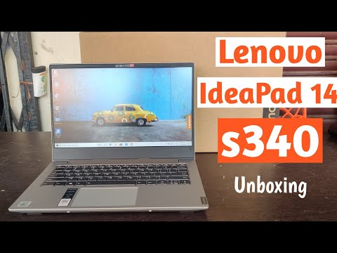 Lenovo Ideapad S340 Core i5 10th Gen. 14 inch FHD Thin and Light Laptop(8GB/1TB+256SSD/Win10/Office