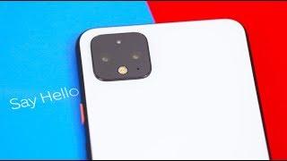 Google Pixel 4 XL ist eine gute Wahl! TechFloyd